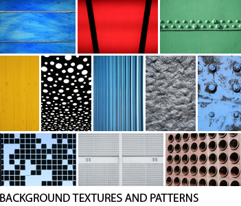 Link to gallery: Background textures and patterns